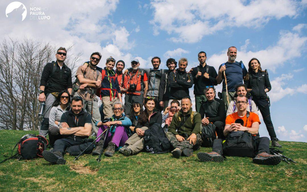 Campo studio sul Lupo in Alta Val Taro – Aprile 2017