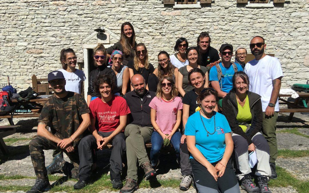 Workshop didattico: Il Lupo nel Parco Naturale della Lessinia – 19/21 Luglio 2018