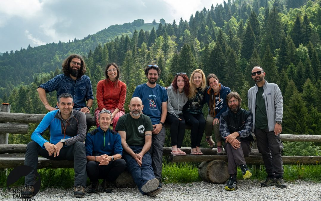 Workshop: Il lupo sul Monte Grappa – 7/9 Giugno 2019