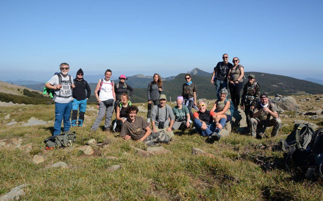 Report: Workshop didattico sul lupo nel Parco Naturale dell'Aveto